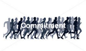 Running Commitment