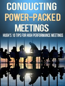 Conducting Power Packed Meetings