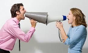 Listening vs Talking