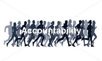 Running and Accountability